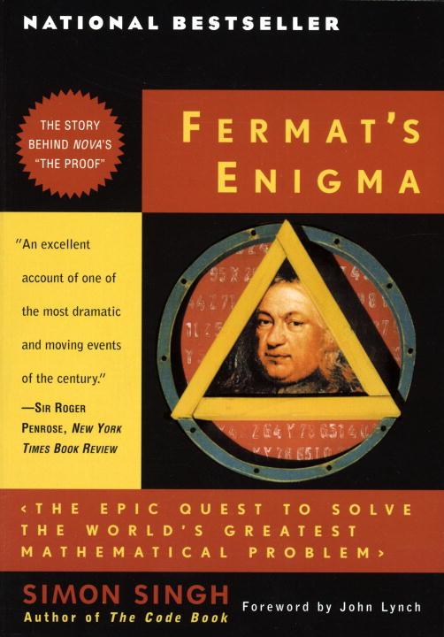 Fermat's Enigma By Singh, Simon